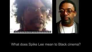 Filmmaker Terence Nance: Spike Lee, Kasi Lemmons, Wes Anderson, Indie Film