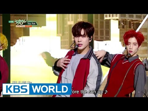 GOT7 - You Are [Music Bank COMEBACK / 2017.10.13]