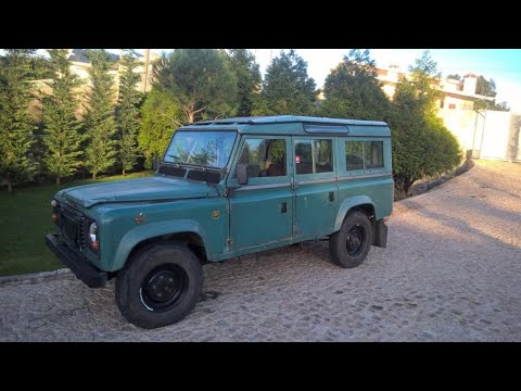1984 Land Rover Defender Vynil in good condition (photo slideshow)