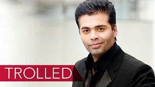 Karan Johar TROLLED For Same-Sex Marriage On Twitter   Trending