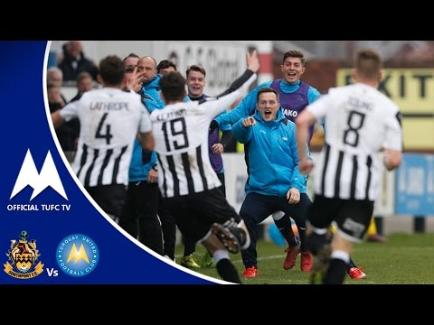 Official TUFC TV | Southport FC 1 - 2  Torquay United 11/03/17
