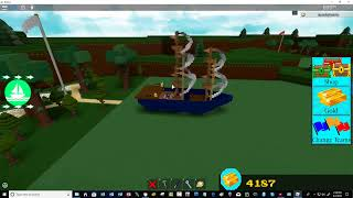 Spooky plays various games with Fam on Roblox