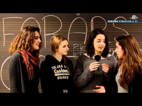 Studenter fra Italien