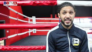 BILAL REHMAN: ON FIRST PRO LOSS AND GIVES US TOUR OF BTK BOXING