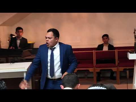 """Francisco Romero """"congregate, Dios está en este lugar"""""""