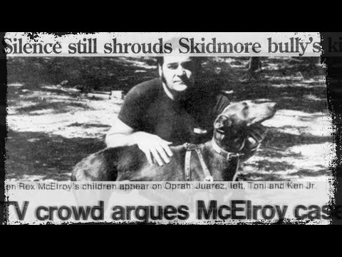 Unsolved Mysteries: The Vigilante Town Of Skidmore & Ken Rex McElroy