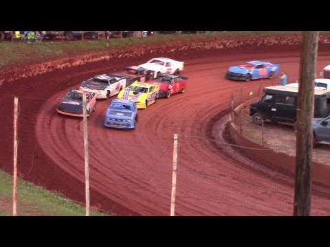 Winder Barrow Speedway Stock Four Cylinders A's 5/12/18