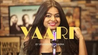 Gambar cover YAARI ( FEMALE VERSION) | AVNEET KAUR | NIKK | COVER | URVASHI KIRAN SHARMA