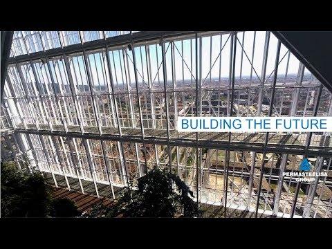 Permasteelisa Group - Building The Future