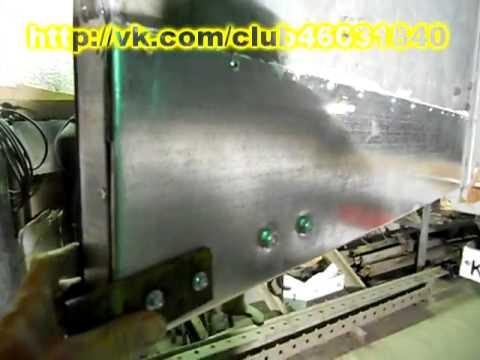 видео: Латание дыр у термофургона.  Кузовной ремонт.