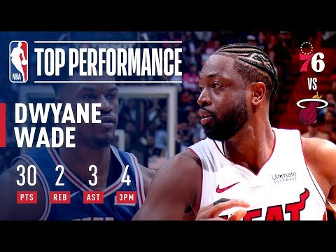 Stichiz - Recap: Last Home Game For D Wade