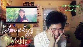 Lovelyz - Twinkle (종소리) (MV Reaction Monday) [FANBOY CRAZINESS]