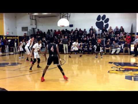 Annapolis Cougars vs Robichaud Bulldogs 12/20/16 1st half