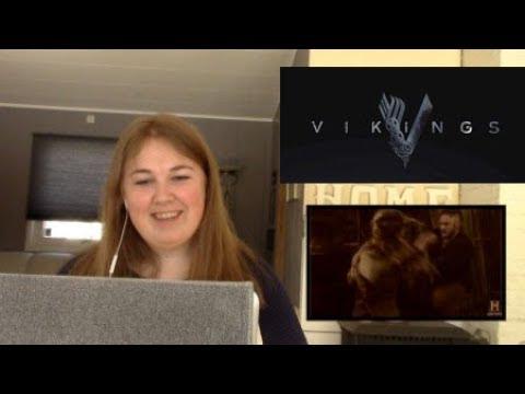 Vikings season 1 episode 2 REACTION Wrath of the Northmen