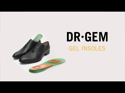15e9918b00 Gélové Vložky do Topánok Dr Gem