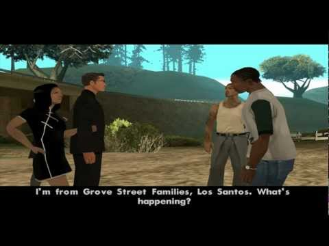 Grand Theft Auto: San Andreas - Mission #33 - Wu Zi Mu (Badlands A)