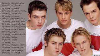 Westlife Love Songs Full Album 2019 - Westlife Best Of - Westlife Greatest Hits Playlist New 2019