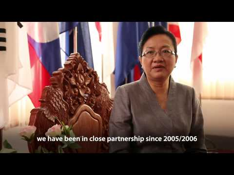 Why IDA Matters for Laos- Vice Minister Khemmani Pholsena, Vice Minister of Industry and Commerce