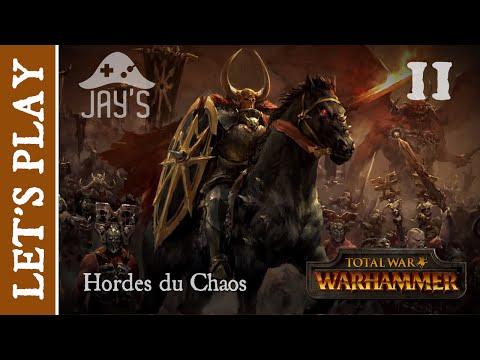 [FR] Total War Warhammer : Les Hordes du Chaos - Episode 11