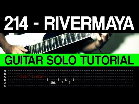 214 - Rivermaya Guitar Solo Tutorial (WITH TAB)