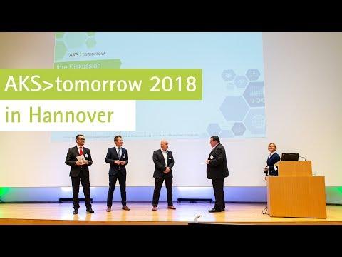 AKS-tomorrow im Schloss Herrenhausen in Hannover - Arbeitskraftabsicherung auf Tour