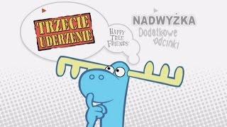 Happy Tree Friends: Ostatnie uderzenie (Happy Tree Friends, Volume 3: Third Strike) DVD Menu