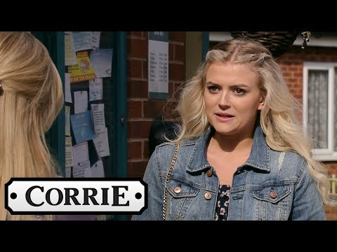 Coronation Street - Sarah Tells Bethany That She Injured Ryan