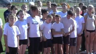 Лёгкая атлетика 2015 школы