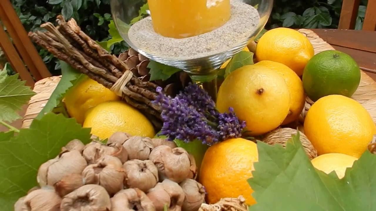 Tischdeko Mit Zitronen Leicht Gemacht Leben Wie In Italien Youtube