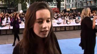 Anna Popplewell on the new Narnia film