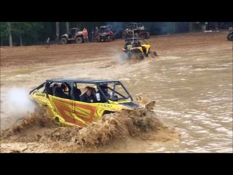 Team Loaded at Mud Nats 2016
