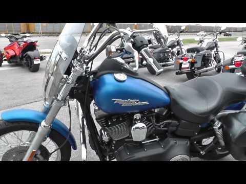 305793 - 2007 Harley Davidson Dyna Street Bob - Used Motorcycle For Sale