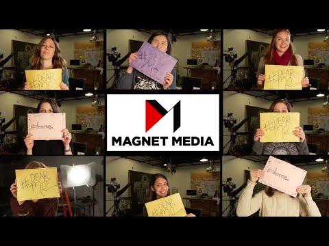 #DearMe: The Women of Magnet Media Celebrate International Women's Day