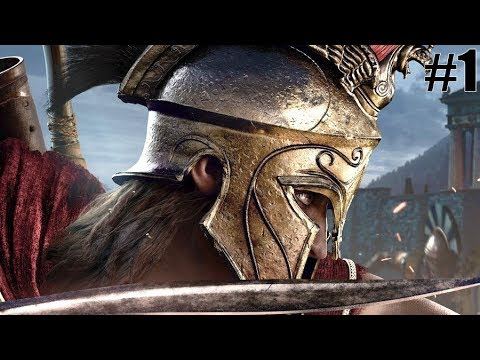 🦅Assassin's Creed Odyssey[1]: วีรบุรุษสปาร์ต้า
