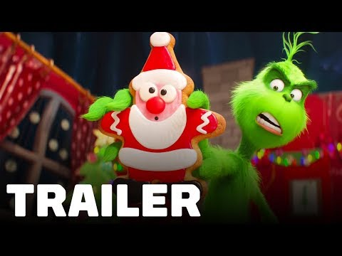 Dr. Suess' The Grinch   3 2018 Benedict Cumberbatch