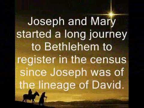 The Christmas Story - Music by Michael W. Smith