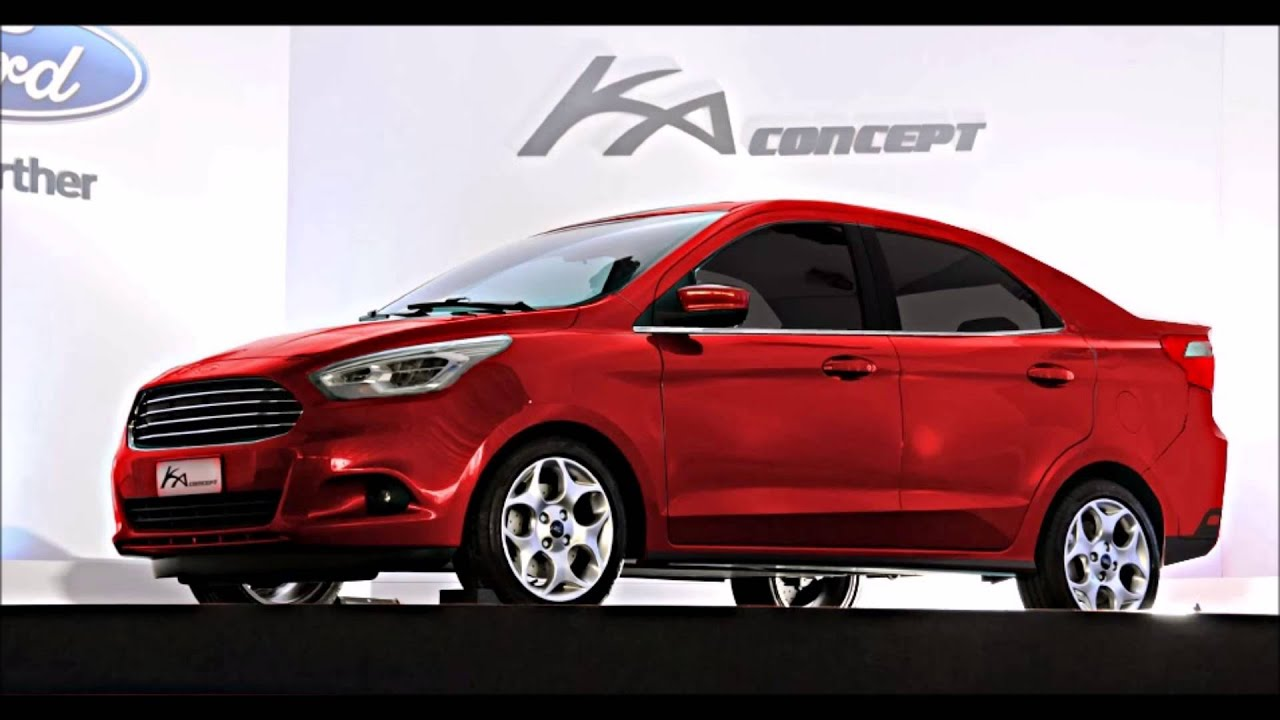 ford ka sedan 2015 brasil youtube. Black Bedroom Furniture Sets. Home Design Ideas