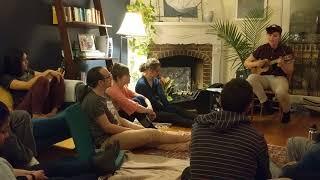 Aerica Lauren Performs at Hobart Haus (1/5)