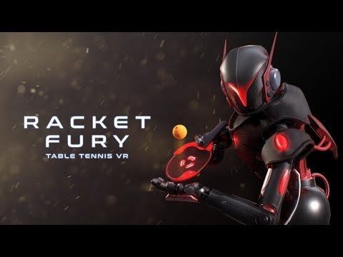 Racket Fury : Table Tennis VR - Bande Annonce