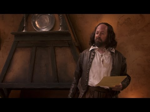 Never off their books of Sonnets! - Upstart Crow: Episode 4 Preview - BBC Two