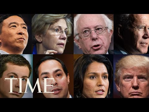 Meet The Democratic Candidates Running For President In 2020   TIME