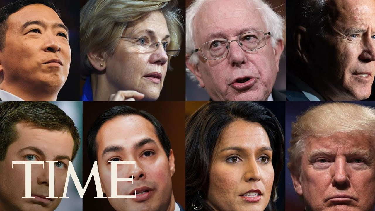 Meet the 2020 Democratic presidential candidates