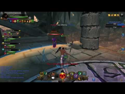 Neverwinter PVP GF