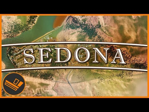 Sedona - Part 7 | GEOTHERMAL POWER (Cities: Skylines)