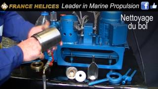 FRANCE HELICES | Centrifugeuse à gasoil