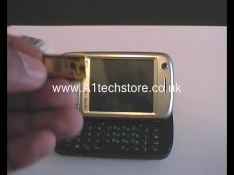 A1techstore - Unlock T-Mobile Vario III (O2 Stellar, V1615, HTC Tytn II) Unlocked with Rebel Simcard