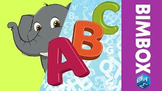 BIMBOX - LEARN ABC, NUMBERS & ANIMALS GAME ages 3+ APP (2018)