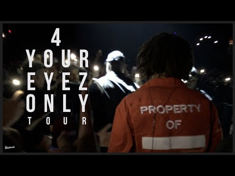 J. Cole - 4 Your Eyez Only Tour