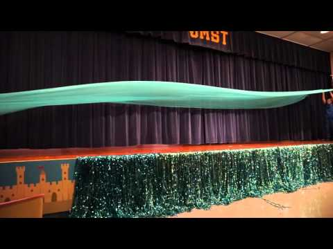 Jupiter Middle School Play- The Little Mermaid