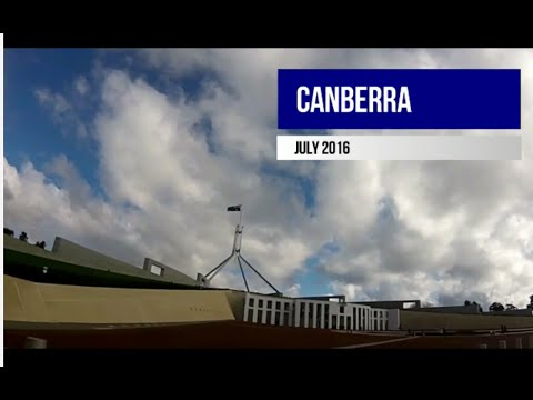 Canberra Trip 2016